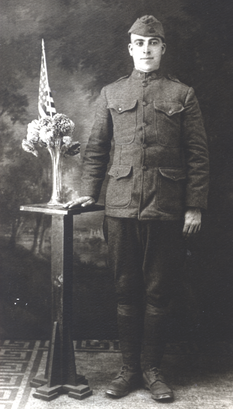 LeRoy Perkins - World War I